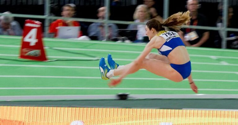 Atletism: În pași de dans spre groapa cu nisip