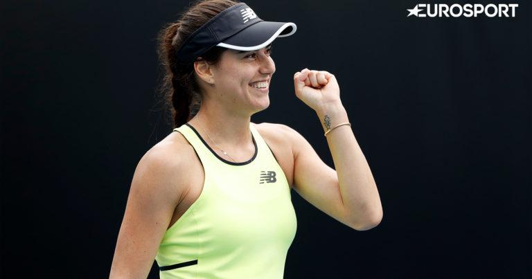 Sorana Cîrstea, două victorii consecutive în turneul virtual de la Madrid