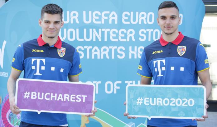 Cele mai multe înscrieri în programul de voluntariat UEFA EURO 2020 de până acum