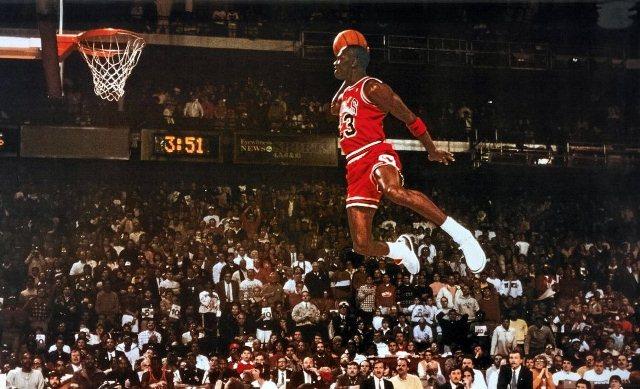Sumă record pentru ghetele lui Michael Jordan
