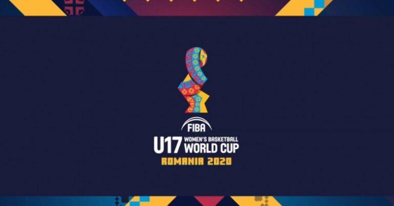 FIBA U17 Women's Basketball World Cup 2020 Cluj-Napoca, amânat pentru anul viitor