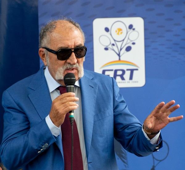 Ion Țiriac rămâne președinte al Fundației Române de Tenis