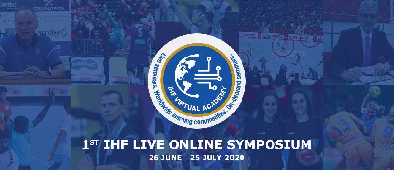 Primul Simpozion online al Federației Internaționale de Handbal