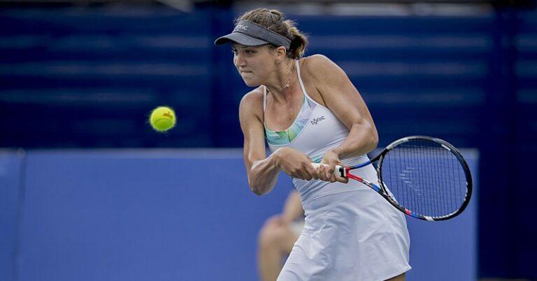 Patricia Țig s-a calificat pentru prima dată în turul doi la US Open