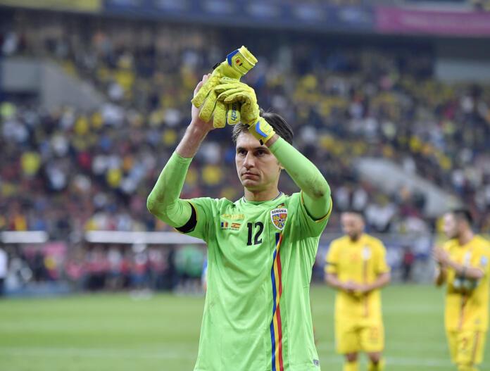 Ciprian Tătărușanu s-a retras de la echipa națională după 11 ani! Mesajul emoționant transmis de goalkeeperul tricolorilor
