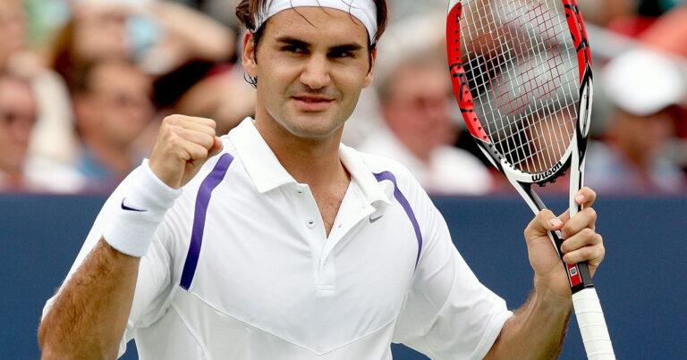 Roger Federer este în extaz! Care este motivul fericirii sportivului