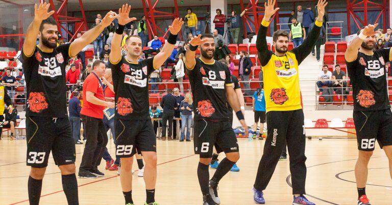 Handball: Meci decisiv pentru Dinamo București cu Nimes