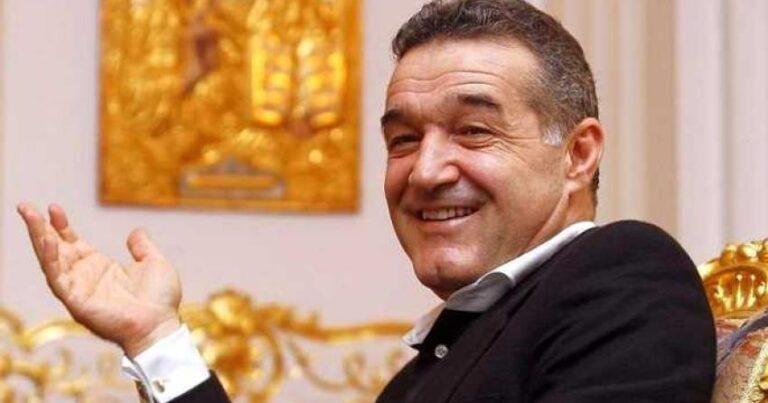 Gigi Becali, cât e dispus latifundiarul din Pipera să plătească pentru un transfer