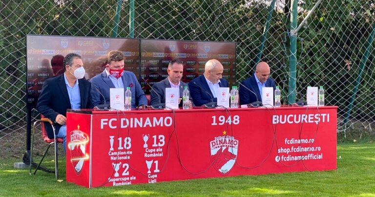 Schimbare de situație în privința datoriilor de la Dinamo! Cine a intervenit pentru club