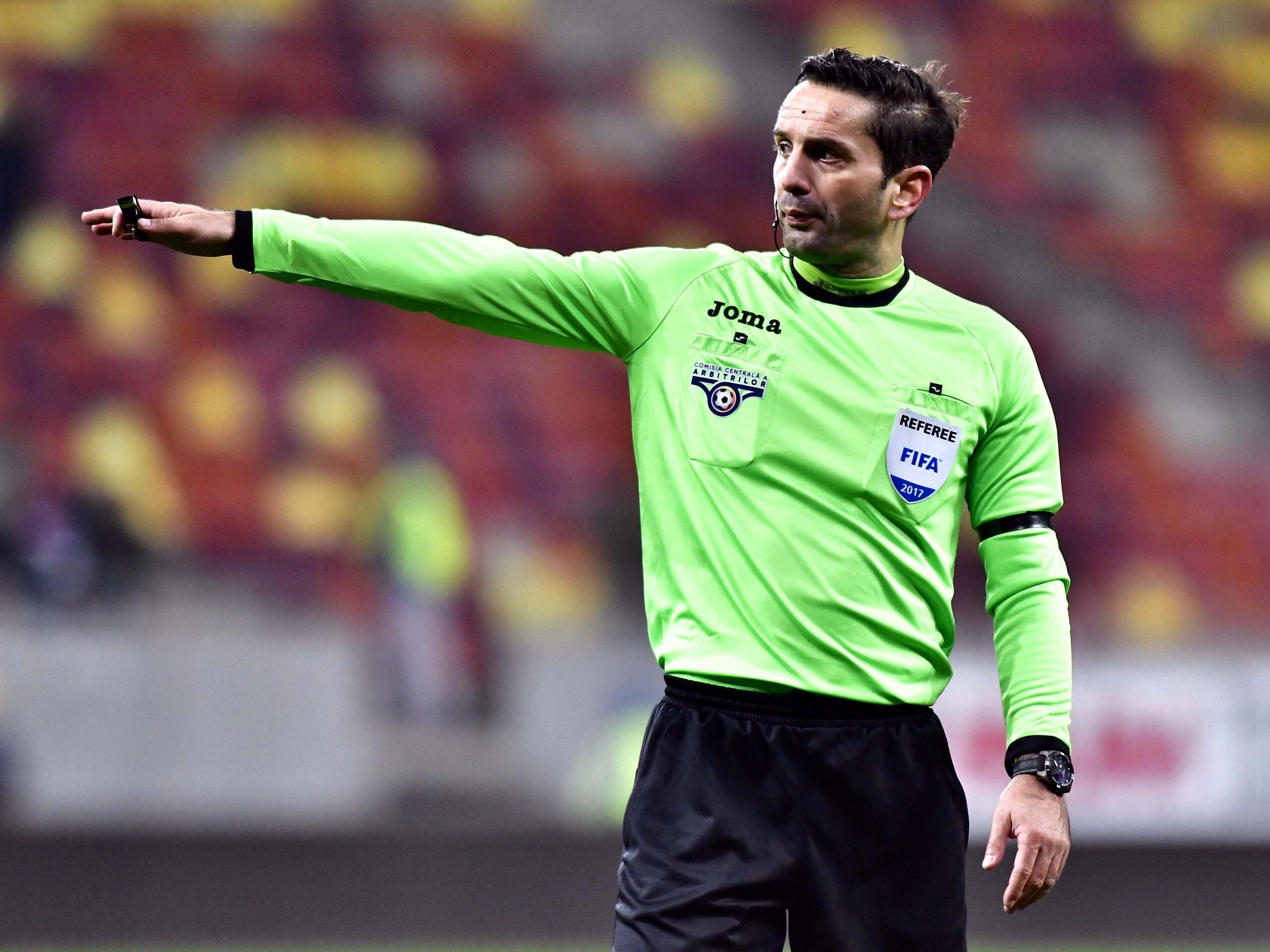 Surpriză UEFA! Decizie neașteptată pentru Colțescu, după scandalul de rasism