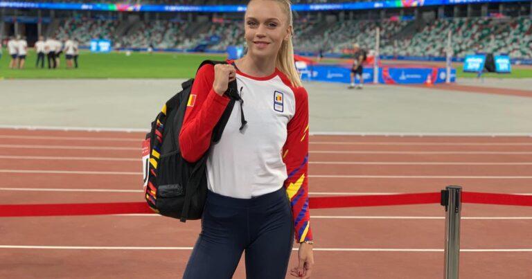 Detaliile din viața unei campioane! Cea mai rapidă femeie din România la atletism