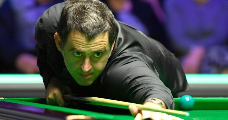 """Ronnie O'Sullivan, scos din turneul Maestrul de snooker! """"Racheta"""" nu a avut nicio șansă"""