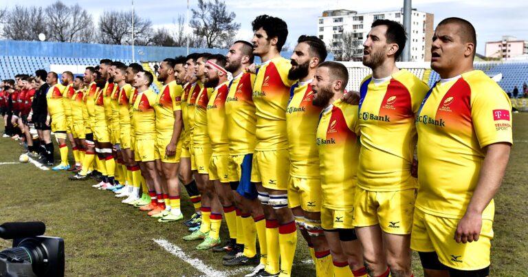 Meciul unei generații! Naționala României de Rugby este pregătită de spectacol